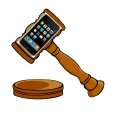 Gavel iPhone