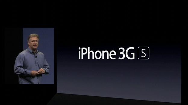 IPhone 3GSbox