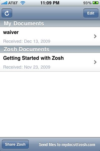 Review Zosh Fill Out Sign Or Annotate Pdf Documents On The Iphone Iphone J D