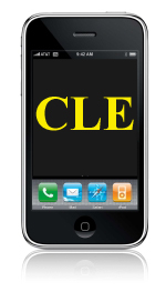 IPhone CLE