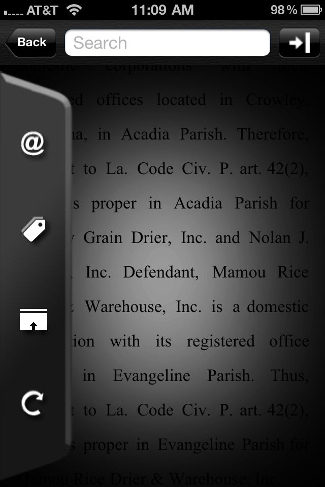 Review: WPD Viewer for iPhone -- view WordPerfect documents