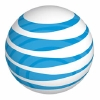 AT&T logo only globe 100