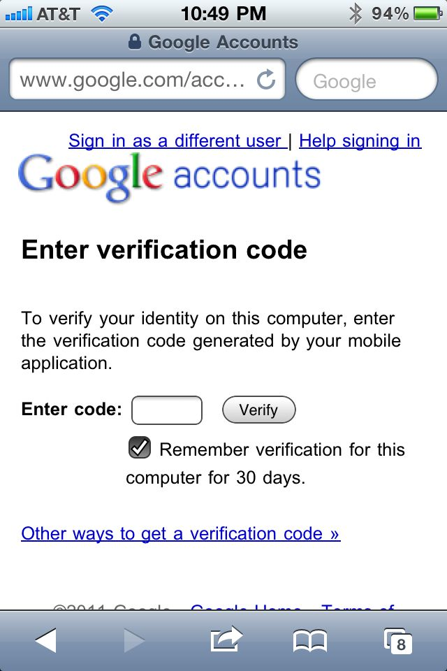 Review: Google Authenticator -- two-step verification for