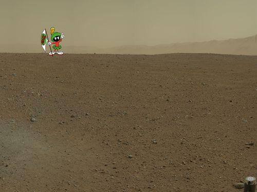 Mars-iPad