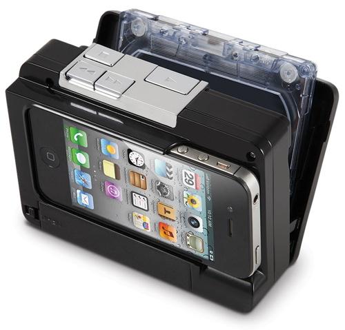 Cassette-iPhone
