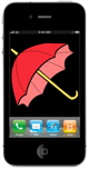 IPhone4Umbrella