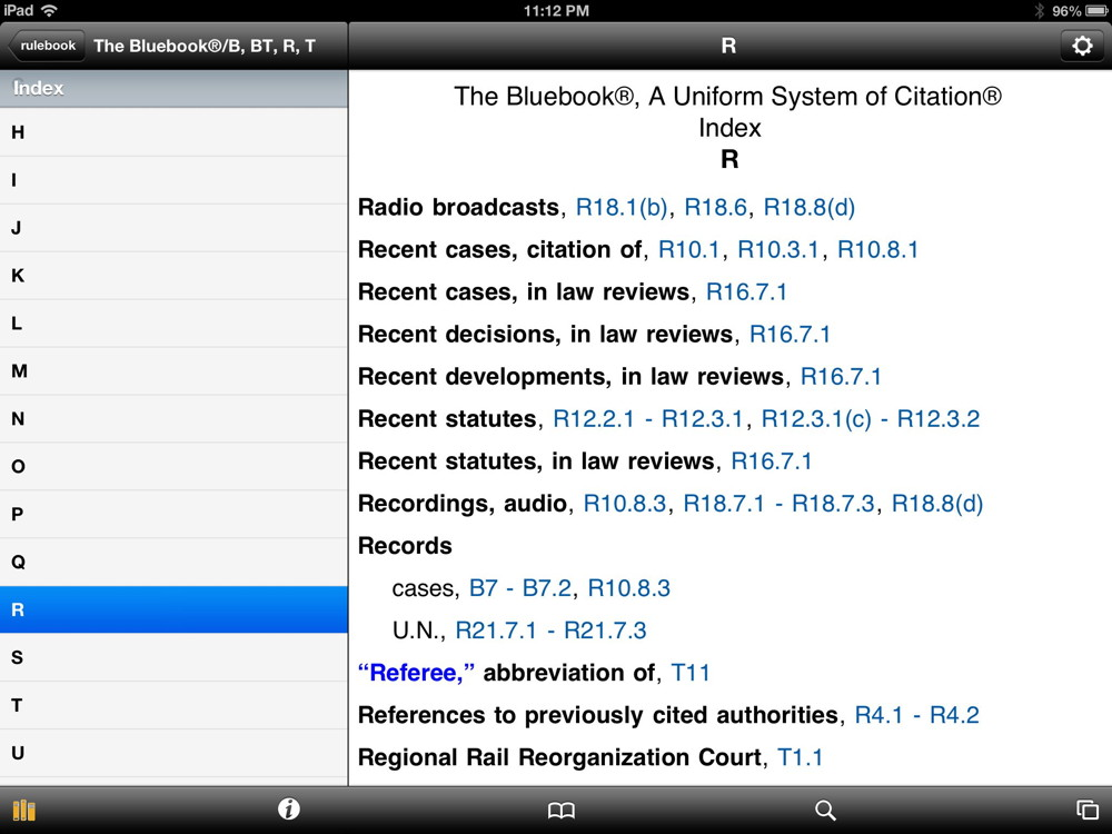bluebook citation for reports Toggle navigation  introduction to basic legal citation table of contents index help ebooks  pdf epub  in brief citing agency material  in brief the bluebook alwd citation manual ebooks  pdf epub mobi what and why introduction  abbreviations & omissions used in citations words in case names case histories omissions.