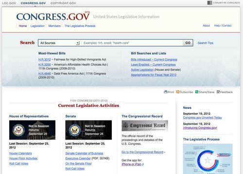 Congress-gov-computer