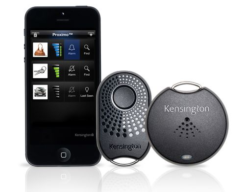 Find My Keys >> Review Proximo By Kensington Find Your Keys With Your Iphone