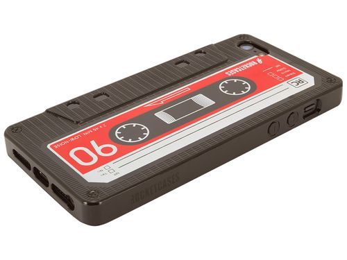 Iphone-5-case-cassette-tape-black-front