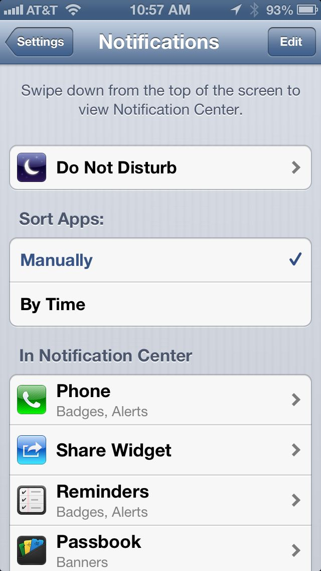 The Iphones Do Not Disturb Feature Iphone Jd