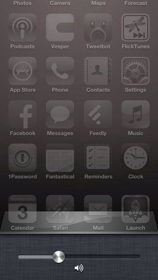 Missing AirPlay icon on iPhone - iPhone J D