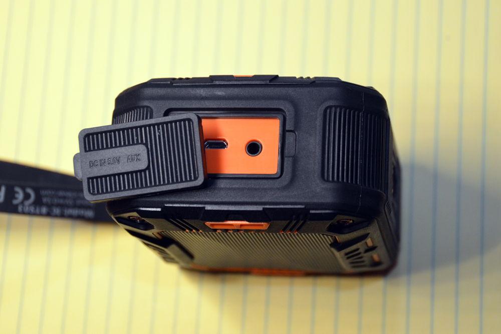 Review: iClever IC-BTS03 Waterproof Outdoor/Shower Bluetooth Speaker