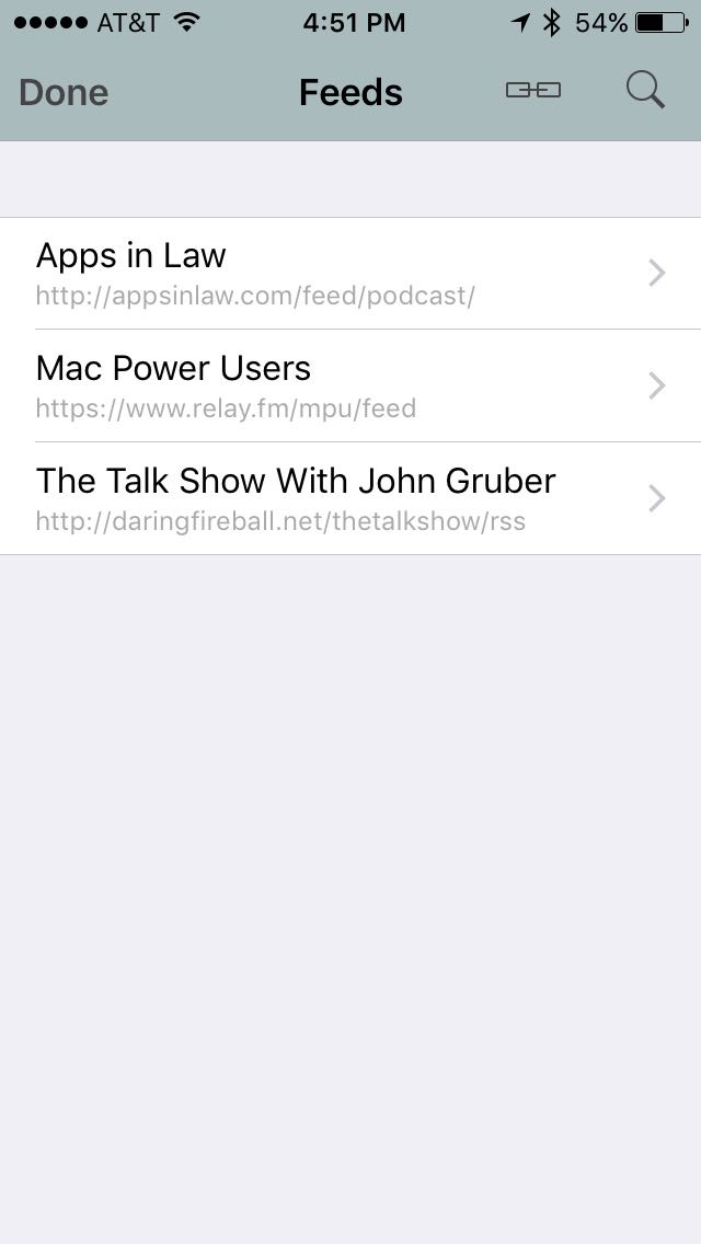 Review: Watch Player -- sync and play podcasts on the Apple Watch