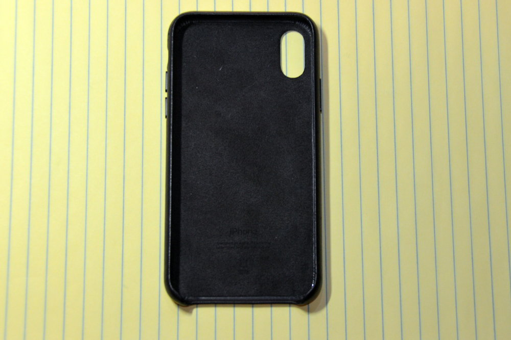 3087a48391 The open bottom of this case is one of its best features for the iPhone X.