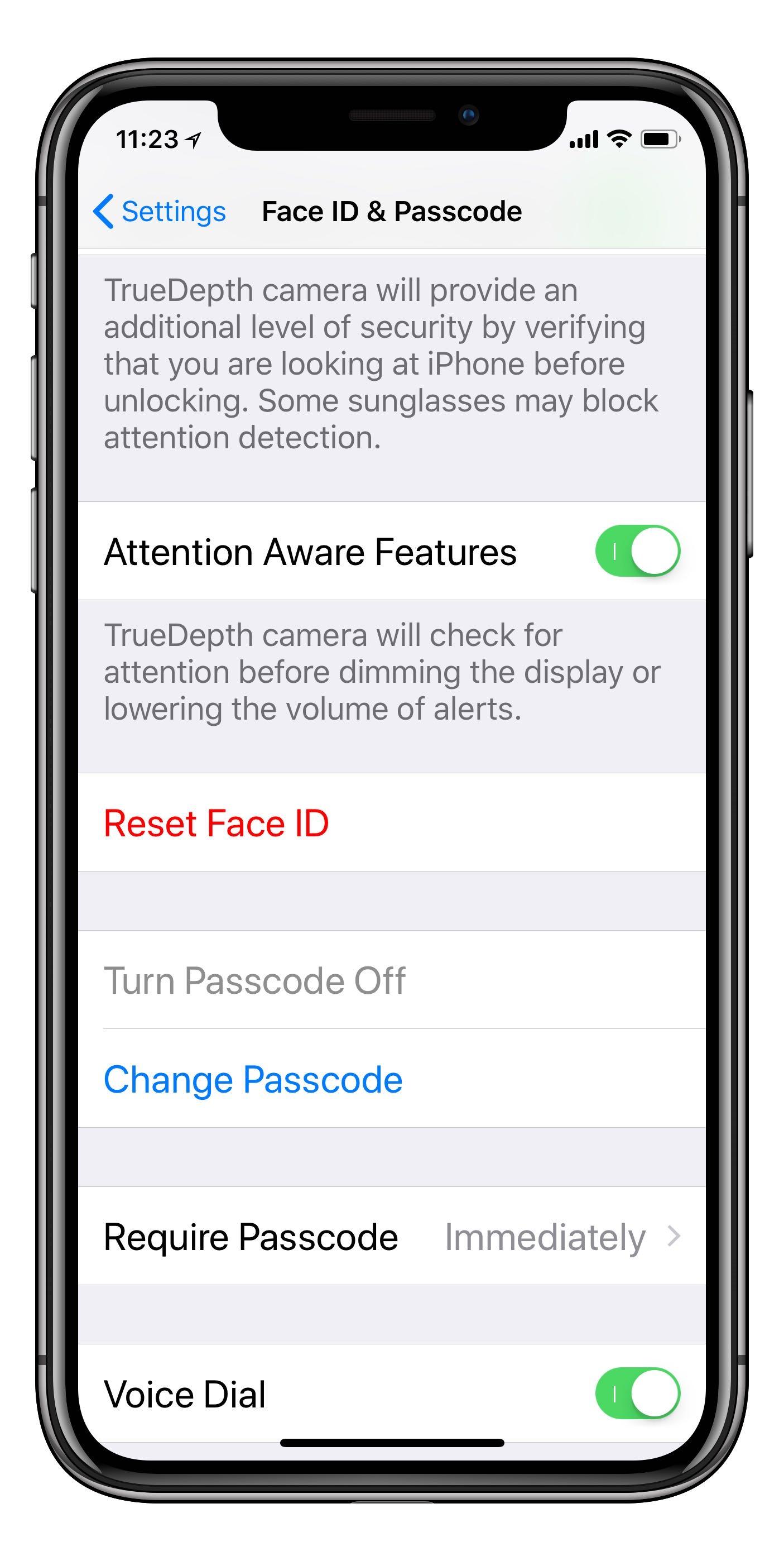 Consider a longer iPhone passcode - iPhone J D