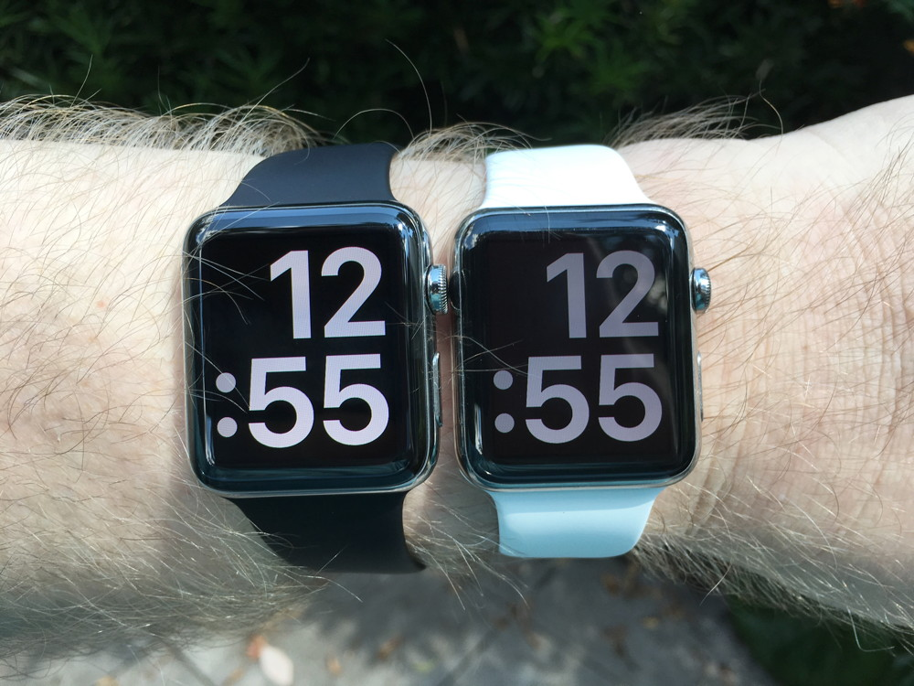 Review Apple Watch Series 2 Iphone J D