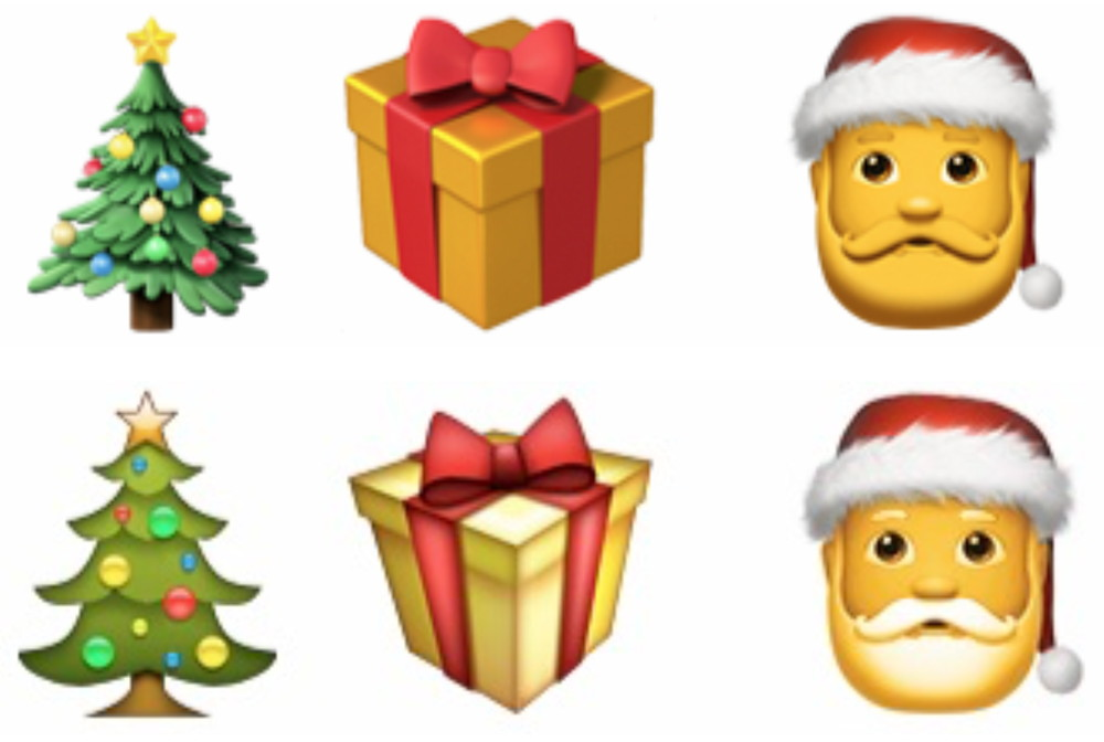 Christmas Emojis.Ios 10 2 Adds New Emoji And More Here Comes The Judge