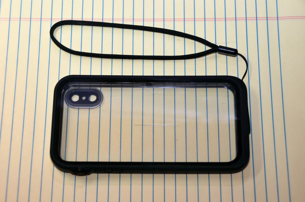 promo code d735b 96e3d Review: Catalyst Waterproof Case for iPhone Xs -- protection from ...